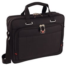 "Wenger Acquisition 16"" Laptop Case-iPad/Tablet/eReader Pocket"