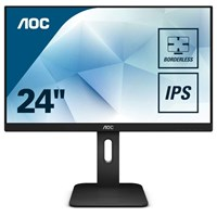 AOC X24P1 24 inch LED IPS Monitor - 1920 x 1200, 4ms, Speakers
