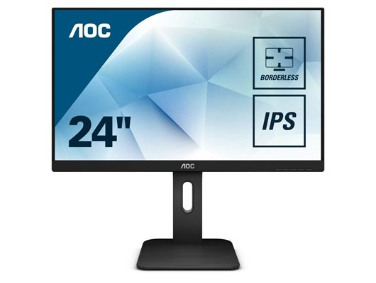 "AOC X24P1 24"" WUXGA LED IPS Monitor"