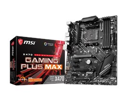 MSI X470 GAMING PLUS MAX AMD Motherboard