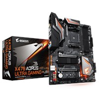 Gigabyte X470 AORUS Ultra Gaming AMD Socket AM4 X470 Chipset ATX Motherboard *Open Box*