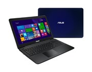 Asus X555LA (15.6 inch) Notebook Core i5 (4210U) 1.7GHz 4GB 1TB DVDSM WLAN BT Webcam Windows 8 (Intel HD Graphics 4400) Blue