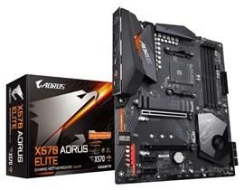 Gigabyte X570 AORUS ELITE AMD Socket AM4 X570 Chipset ATX Motherboard *Open Box*