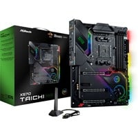 ASRock X570 Taichi Razer Edition ATX Motherboard for AMD AM4 CPUs