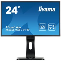iiyama ProLite 23.6 inch LED Monitor - Full HD, 6ms, Speakers, HDMI