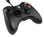 Microsoft Xbox 360 Wired Controller for Windows (Black)