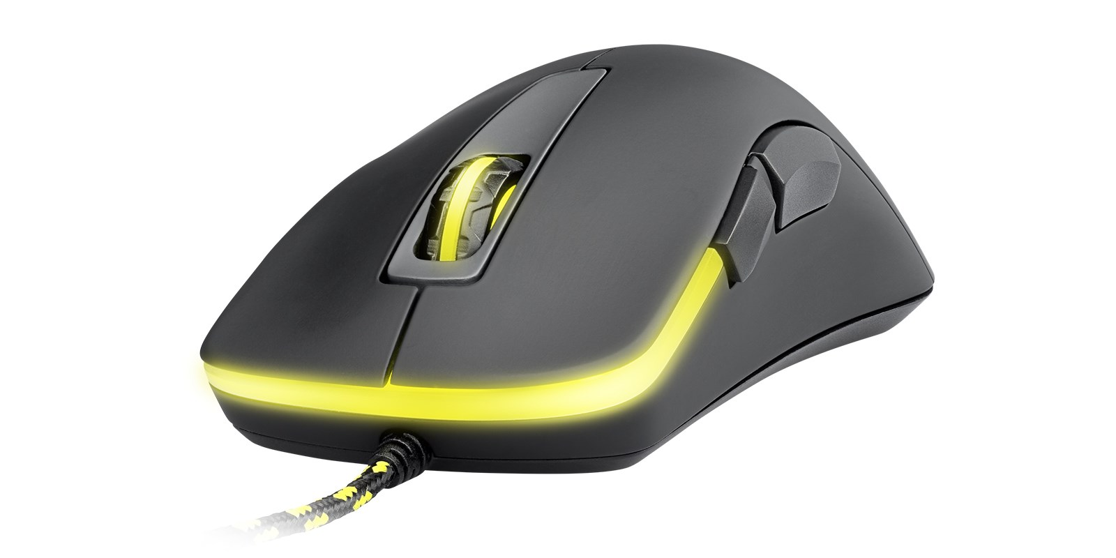Xtrfy M1 Wired USB Optical Gaming Mouse - Ninjas in Pyjamas Edition ...