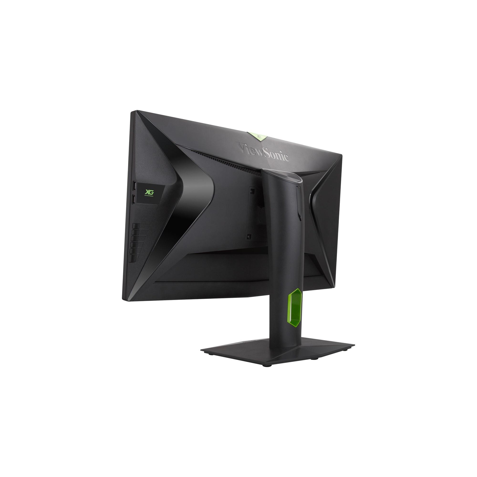 ViewSonic XG2703-GS (27 inch) Gaming Monitor 1000:1 350cd/m2 2560 x 1440  4ms (Black) *Open Box*