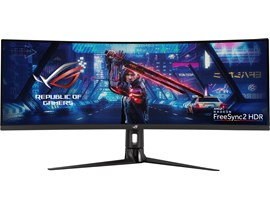 "ASUS ROG Strix XG43VQ 43.4"" DFHD+ Curved Monitor"