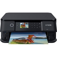 Epson Expression Premium XP-6100 Wireless Multifunction Inkjet Printer in Black