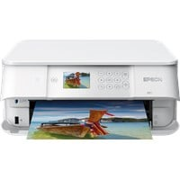 Epson Expression Premium XP-6105 Wireless Multifunction Inkjet Printer in White