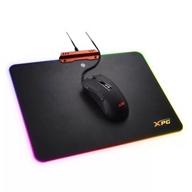 ADATA XPG INFAREX M10 RGB Gaming Mouse (Black) with R10 Mousepad