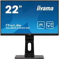iiyama XUB2292HS-B1 22 inch LED IPS Monitor - Full HD, 4ms, HDMI
