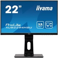 iiyama XUB2294HSU-B1  22 inch LED Monitor - Full HD, 4ms, Speakers
