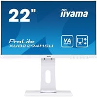 iiyama XUB2294HSU-W1 21.5 inch LED Monitor - Full HD, 4ms, Speakers
