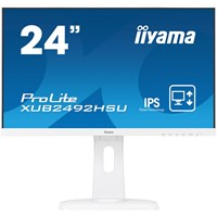 iiyama ProLite XUB2492HSU 23.8 inch LED IPS Monitor - Full HD, 5ms