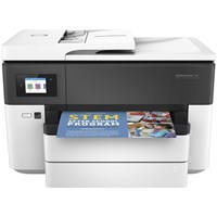 HP OfficeJet Pro 7730 (A3) Colour Inkjet Wide Format All-in-One Printer (Print/Copy/Scan/Fax) 512MB 2.65 inch Colour LCD 22ppm (Mono) ISO 18ppm (Colour) ISO 30,000 (MDC)