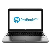 HP ProBook 455 G4 15.6 Laptop - AMD A9 2.9GHz, 4GB RAM, 500GB, DVD