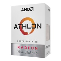 AMD Athlon 200GE 3.2GHz Dual Core AM4 CPU