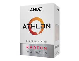 AMD Athlon 240GE 3.5GHz Dual Core (Socket AM4) CPU