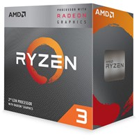 AMD Ryzen 3 3200G 3.6GHz Quad Core AM4 CPU