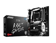 MSI Z170A KRAIT GAMING Intel Socket 1151