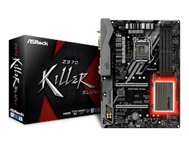 ASRock Z370 Killer SLI/ac Intel Motherboard