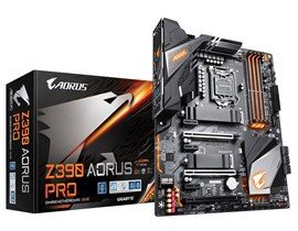 Gigabyte Z390 AORUS Pro Intel 1151 Z390 Motherboard (ATX) RAID Gigabit LAN (Intel HD Graphics) *Open Box*