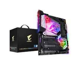 Gigabyte Z390 AORUS XTREME WATERFORCE Motherboard