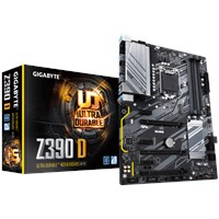 Gigabyte Z390 D ATX Motherboard for Intel LGA1151 CPUs