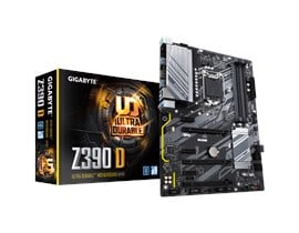 Gigabyte Z390 D Intel Socket 1151 Motherboard