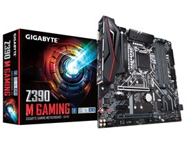 Gigabyte Z390 M GAMING Intel Motherboard