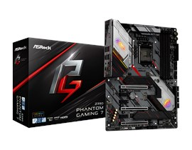 ASRock Z390 Phantom Gaming 7 Intel Motherboard