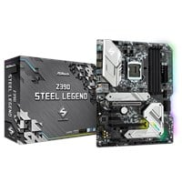 ASRock Z390 Steel Legend ATX Motherboard for Intel 1151 CPUs