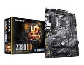 Gigabyte Z390 UD Intel Z390 Motherboard (ATX) RAID Gigabit LAN (Intel HD Graphics) *Open Box*