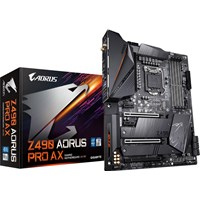 Gigabyte Z490 AORUS PRO AX ATX Motherboard for Intel LGA1200 CPUs