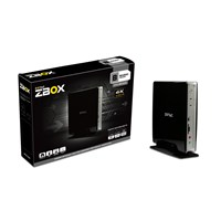 Zotac ZBOX BI325 Mini-PC Barebone with Integrated Intel Celeron N3160 Quad-Core Processor