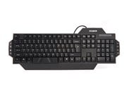 Zalman Multimedia Keyboard with 8 hot keys
