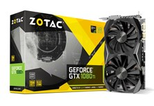 Zotac GeForce GTX 1080 Ti Mini 11GB Graphics Card