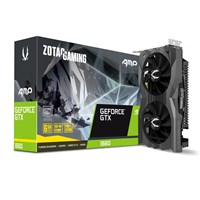 Zotac GeForce GTX 1660 6GB AMP! Edition Boost Graphics Card