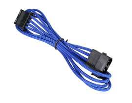 BitFenix Alchemy Molex Extension Adaptor 45cm - Blue