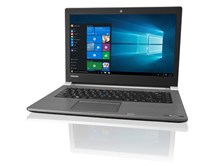 Toshiba Tecra A40-C-1KF (14.0 inch) Notebook Core i5 (6200U) 2.30GHz 4GB 500GB HDD WLAN BT Windows 10 Professional 64-bit (Intel HD Graphics 520)