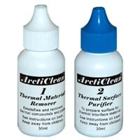 Arctic Silver ArctiClean Thermal Material Remover and Surface Purifier - 60ml Kit