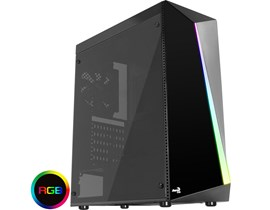 Aero Cool Shard Mid Tower Gaming Case