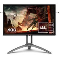 AOC AG273QX 27 inch LED Gaming Monitor - 2560 x 1440, 4ms, Speakers