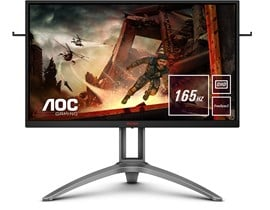 "AOC AG273QX 27"" QHD VA 165Hz Gaming LED Monitor"