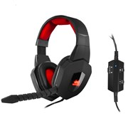 Sumvision AKUMA optical fiber wired gaming headset for PC, PS4, Xbox 360, Xbox ONE