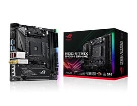 ASUS ROG STRIX B450-I GAMING AMD Motherboard