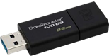 Kingston (32GB) DataTraveler 100 G3 USB 3.0 Flash  Drive