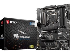 MSI MAG B460 TORPEDO Intel Socket 1200 Motherboard